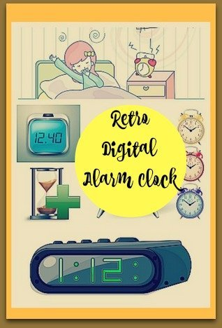 Retro Digital Alarm Clocks