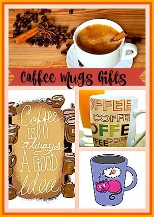 Vintage Style Coffee Mugs Gifts