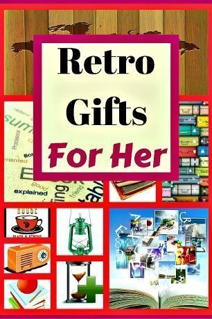 Retro Gift Ideas For Her