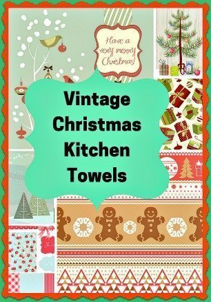 Vintage Style Kitchen Towels