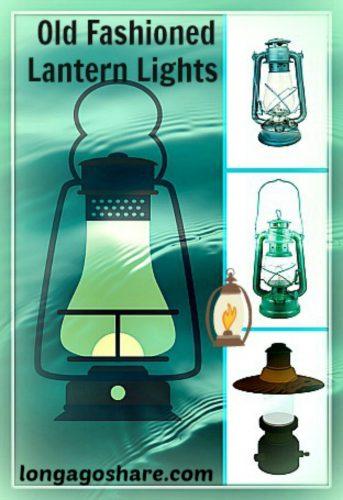 Vintage Style Lanterns