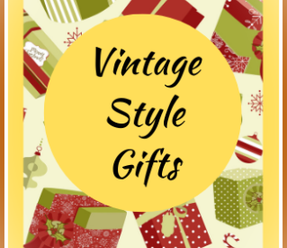 Retro Vintage Style Gifts